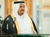 نائب أمير الرياض ينقل تعازي القيادة لأسرة الشهيد الشهري