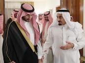 نائب أمير مكة يقدم العزاء للأمير فيصل بن تركي