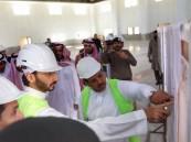 نائب أمير مكة يختتم جولاته في محافظات رنية وتربة وميسان