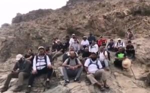 هايكنج مشاة بلجرشي ينظم أولى رحلاته في صيف 2018