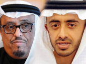 عبدالله بن زايد يؤنب ضاحي خلفان