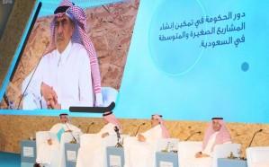 وزير الشؤون البلدية والقروية يعلن إطلاق 5 مراكز تفكير إبداعية في الأمانات مطلع 2018
