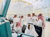 وزير النقل يقف على سير العمل في مطار الملك عبدالعزيز الدولي الجديد