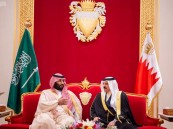 ولي العهد يصل البحرين