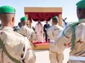 الأمير محمد بن سلمان يبعث برقية شكر للرئيس الموريتاني