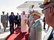 الأمير محمد بن سلمان يصل موريتانيا