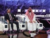 ولي العهد: الإيرادات غير النفطية للمملكة تضاعفت ثلاث مرات
