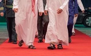ولي العهد يغادر الإمارات