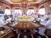 سمو الأمير محمد بن نايف يعقد اجتماعاً مع عدد من المسؤولين في دول مجلس التعاون