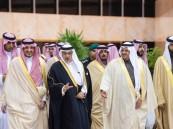 ولي عهد البحرين يصل الرياض