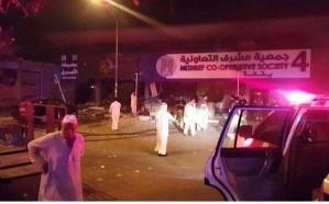 إصابة 8 أشخاص إثر انفجار مطعم بمنطقة مشرف بالكويت