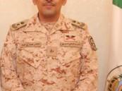 ترقية ابن حماد لرتبة مقدم بالحرس الوطني