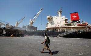 التحالف: إصدار 24 تصريحًا لسفن متجهة إلى موانئ اليمن