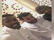 نواف العابد و ياسر الشهراني يعلنان تجديد تعاقدهما مع الهلال
