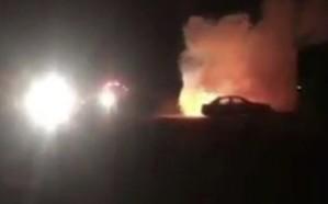 شرطة مكة توضح ملابسات حرق سيارة مواطنة بـ«الجموم»