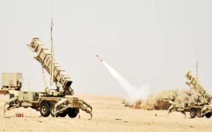 اعتراض صاروخ باليستي استهدف جازان
