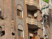 ميليشيا الحوثي وقوات المخلوع تقصف مستشفى الروضة بتعز