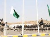 """انطلاق التمرين العسكري السعودي الباكستاني """"الصمصام 5"""""""