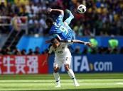 كأس العالم.. منتخب البرازيل يفوز على كوستاريكا بهدفين