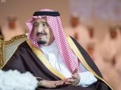 خادم الحرمين الشريفين يؤكد على وقوف المملكة الدائم مع فلسطين