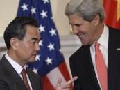 وزراء خارجية الصين وفرنسا وأمريكا يبحثون القضية النووية الكورية