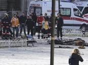 أردوغان: هجوم اسطنبول نفذته انتحارية سورية الأصل  ..صور ..