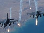 14 غارة جديدة ينفذها التحالف ضد داعش