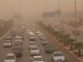 """""""مرور الرياض"""": 354 حادثاً مرورياً خلال موجة الغبار وأكثر من 5 آلاف بلاغ"""