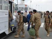 """بالصور.. وصول وحدات من الجيش الباكستاني للمملكة للمشاركة في تمرين """"الصمصام 5"""""""