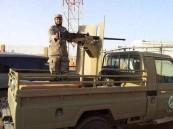 استشهاد العريف سليمان المالكي على الشريط الحدودي بعسير
