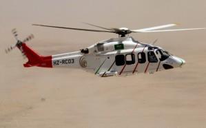 طائرة الهلال الأحمر تنقل حالتين بالطائف إلى المستشفى
