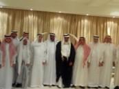 الدكتور با شراحيل يحتفل بزفاف ابنة أخيه