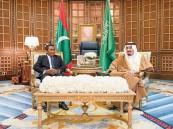 المملكة والمالديف تؤكدان رفضهما التدخلات الخارجية في شؤونهما الداخلية