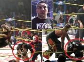 """بالفيديو.. وفاة مصارع مكسيكي داخل الحلبة أثناء مباراته مع """"ميستريو"""""""