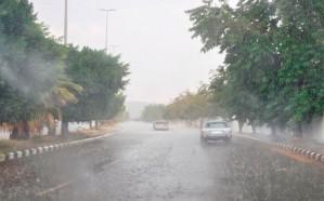 توقعات بغبار في 8 مناطق.. وأمطار على مكة والمدينة