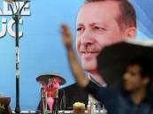 اردوغان يختتم حملته الانتخابية مع وعد بـ «تركيا جديدة»