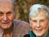 بعد زواج دام 62 عاما ماتا معا