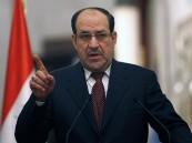 المالكي يعلن تنحيه عن السلطة ودعمه للعبادي