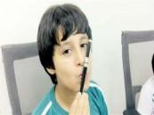 """والد """"الطفل الطائر"""": سعودي عرض 10 ملايين ريال لشراء القلم وتلقينا عروضاً خارجية"""