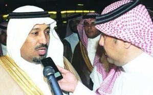 ابو دجين أمينا لمنطقة الرياض