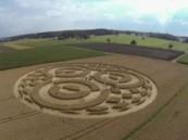 ما هو لغز الدائرة الضخمة التي ظهرت فجأة في حقل بالمانيا؟