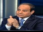 السيسي : مبادرة مصر فرصة لوقف إراقة الدماء في غزة
