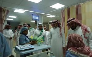 مركز أمراض وجراحة القلب بعرعر يدخل تقنية جديدة في عمليات القلب المفتوح