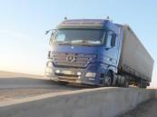 إتلاف 26700 علبة حليب فاسدة ضبطت بشاحنة في نجران
