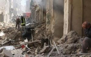 مصدر سوري : بدء إجلاء المسلحين عن حلب الشرقية