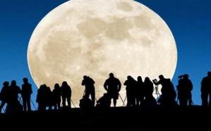 فلكية جدة : غداً.. ولادة أول قمر عملاق لعام 2017