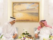 الشيخ عبدالله آل ثاني يكشف تفاصيل لقائه بالملك سلمان ويخصص رقمًا لخدمة الشعب القطري