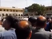 شاهد : مظاهرات غير مسبوقة في إيران للتنديد بالتدخل الإيراني في سوريا