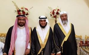 الغامدي يحتفل بزواج نجلة بالظهران
