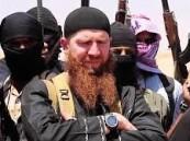 """""""وزير الحرب"""" بداعش أبو عمر الشيشاني في حالة موت سريري"""